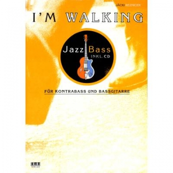 I'm Walking – JazzBass