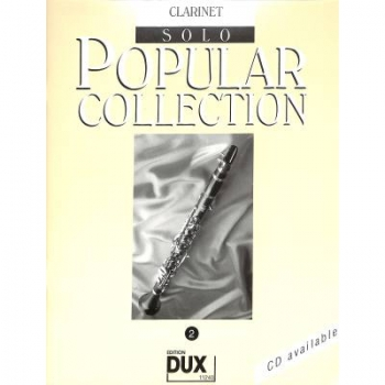 DUX Popular Collection 2 Klarinette