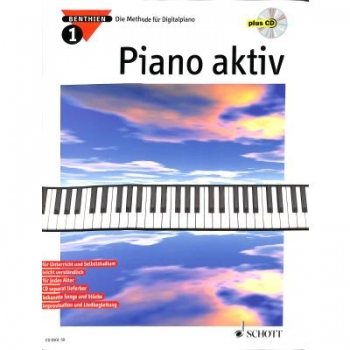 Piano Aktiv 1 Axel Benthien+CD