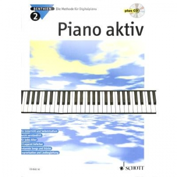 Piano Aktiv 2 Axel Benthien+CD