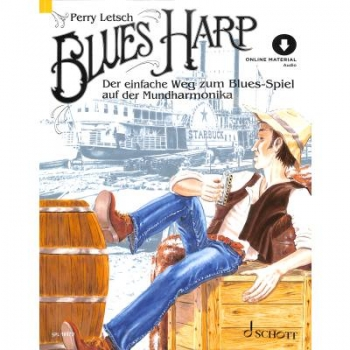 Blues Harp, Perry Letsch