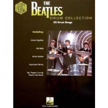 Drum collection Beatles