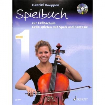Spielbuch 1 Cello, Koeppen
