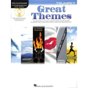 Great Themes Instrumental Play-Along Trompete