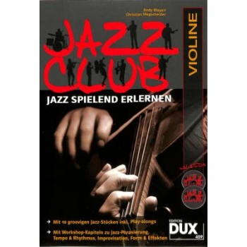 DUX Jazz Club Violine