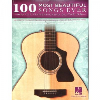 100 most beautiful songs ever Gitarre