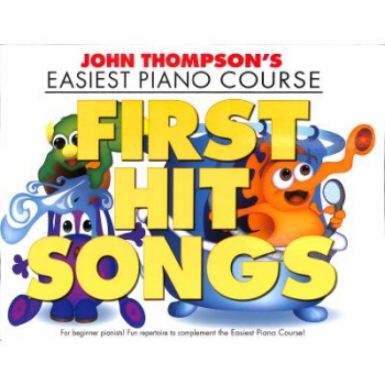Easiest piano course - first hit songs