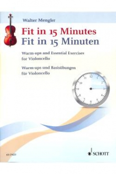 Fit in 15 Minuten Cello