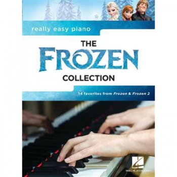 The Frozen Collection - Really Easy Piano