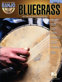 Bluegrass - Banjo Play-Along Volume 1