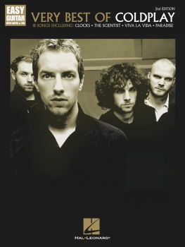 Very Best of Coldplay – 2nd Edition