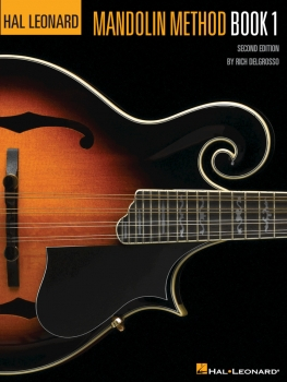 Hal Leonard Mandolin Method – Book 1: Second Edition