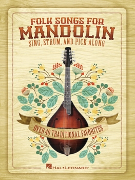 Folk Songs for Mandolin