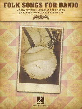 Folk Songs for Banjo