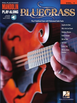 Bluegrass - Mandolin Play-Along Volume 1