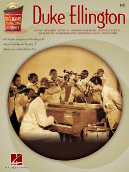 Big Band Play-Along: Duke Ellington - Bass