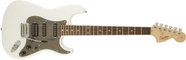 Fender Squier Affinity Series™ Stratocaster® HSS , Olympic White