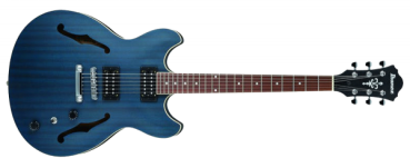 Ibanez AS53-TBF, RW, Transparent Blue Flat