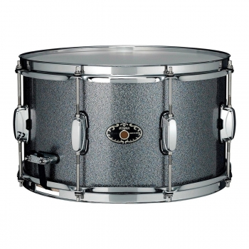 "Tama RS148-GXS Snare Drum 14""x8"" Galaxy Silver Sparkle"