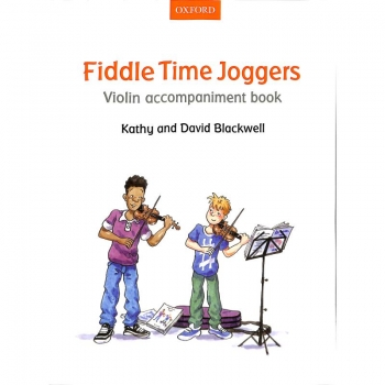 Fiddle Time Joggers 1  (Blackwell Kathy + David)