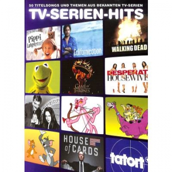 TV-Serien-Hits - 50 Titelsongs