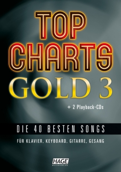 Top Charts Gold 3 (mit 2 CDs)