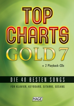 Top Charts Gold 7 (mit 2 CDs)