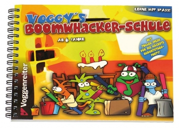 Voggy´s Boomwhacker-Schule inkl. CD