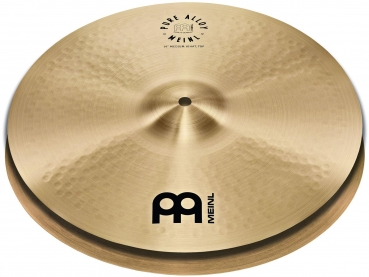 "Meinl Pure Alloy 14"" Medium Hi-Hat"