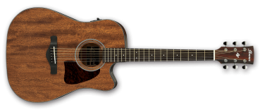 Ibanez AW54CE-OPN Westerngitarre