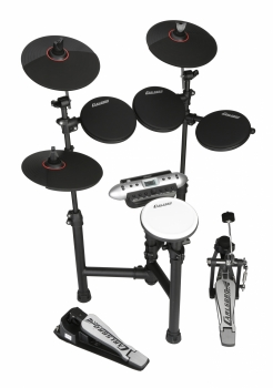 Sonor Smart Force Schlagzeug Xtend SFX 11 Stage 2 Brushed Chrome