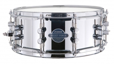 Sonor ESF 11 1455 SDS Essential Force Snare Stahl 14x5,5""