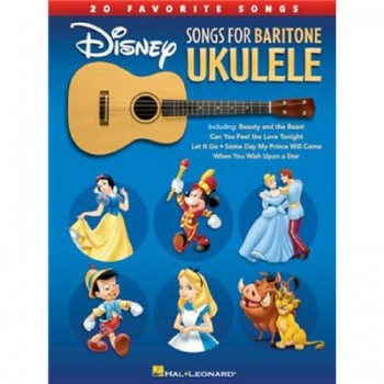 Disney Songs for Baritone Ukulele