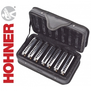 Hohner Blues Starter Set inkl. Etui