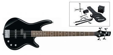 Ibanez IJSR190-BK Jumpstart E-Bass Set