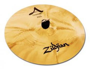 "ZILDJIAN Crash, A Custom, 16"", brilliant"