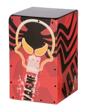 Volt Cool Kinder-Cajon (SMALL) Angry Red Planet