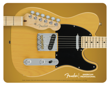 Fender Telecaster™ Mouse Pad