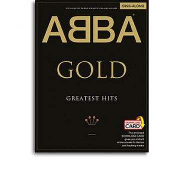 Abba Gold - greatest hits (sing along)