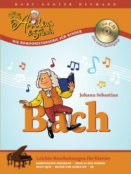 Little Amadeus & Friends - Johann Sebastian Bach