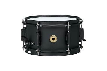 "Tama Metalworks 10"" x 5,5"" Black Steel Snare BST1055MBK"