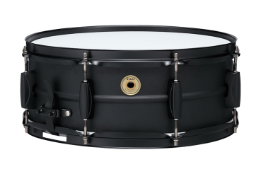 "Tama Metalworks 14"" x 5,5"" Black Steel Snare BST1455BK"