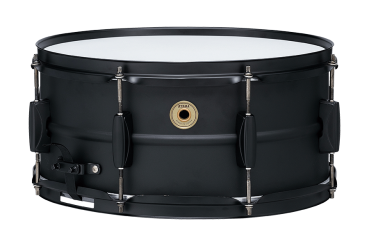 "Tama Metalworks 14"" x 6,5"" Black Steel Snare BST1465BK"