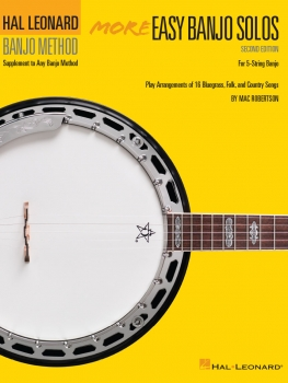 More Easy Banjo Solos – 2nd Edition