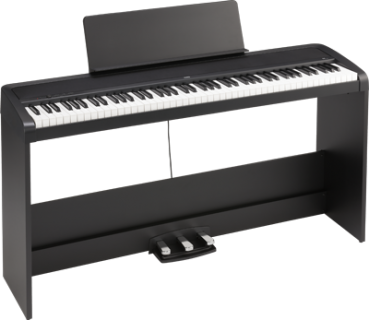 KORG Digitalpiano, B2+Stand - Bundle-Deal