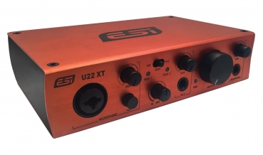 ESI U22XT 2x2 USB Audio-Interface