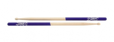 ZILDJIAN Drum Sticks, Dip Serie, 5A Wood, natur, Dip lila
