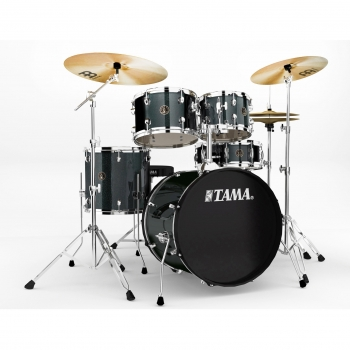 "Tama Rhythm Mate 20"" Charcoal Mist Drumset"