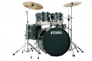 "Tama Rhythm Mate 22"" Charcoal Mist Drumset"