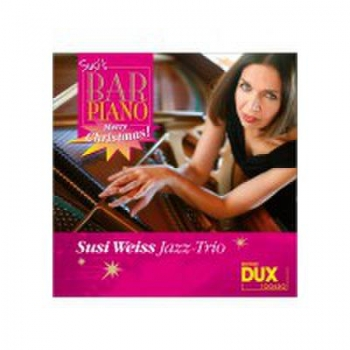 DUX Susis Bar Piano - Merry Christmas CD